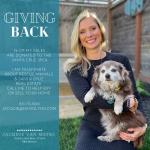 Giving Back Jacquie Van Metre