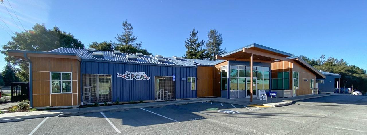 Santa Cruz SPCA Building